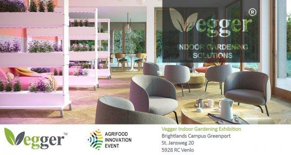 Join Vegger At AgriFood Innovation Event, Venlo, On 27-28 June 2018