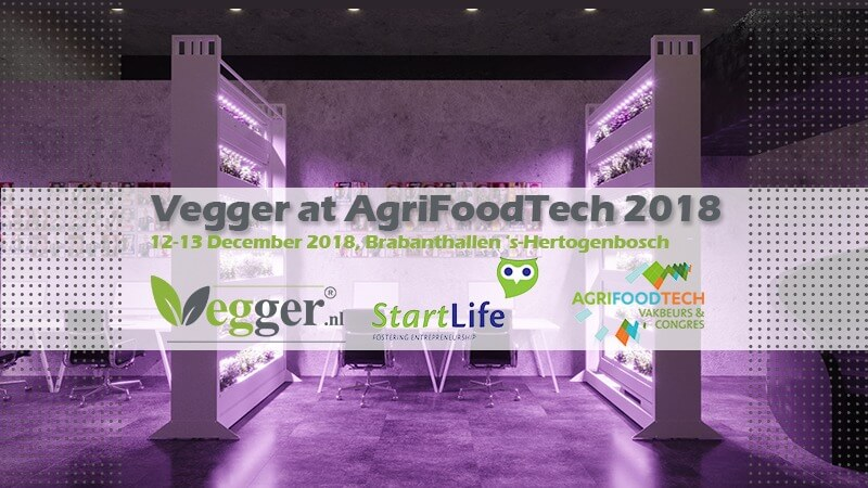 Vegger At Agrifood Tech