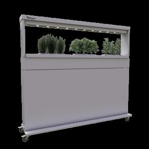 Vegger Kruidentuin -High-tech Binnenmoestuin